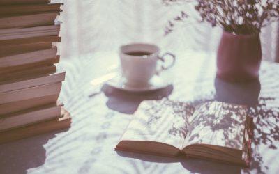 Herlige sommerdager med gode bøker